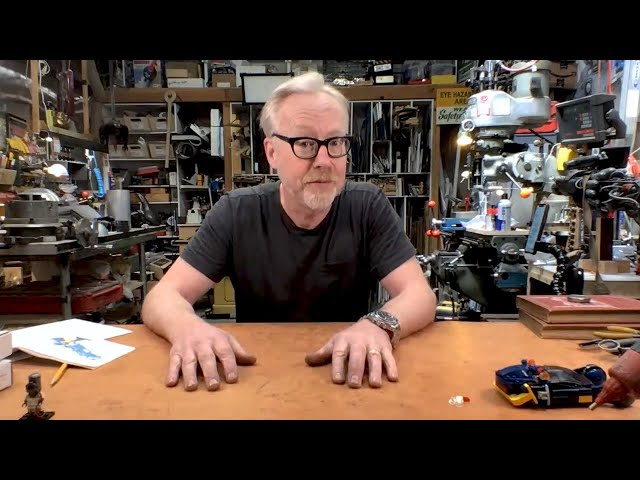 Adam Savage Answers Your Questions! (4/21/20)