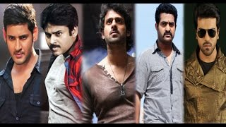 Tollywood Heroes and their Remunerations!...