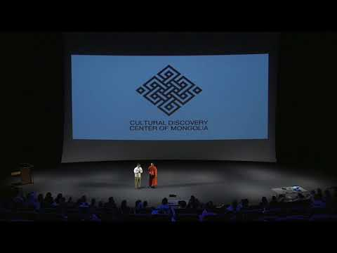 Cultural Discover Center of Mongolia - 3rd Place International | Great Ideas Competition 2017