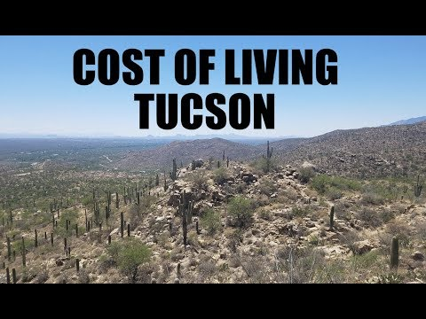 Cost of Living in Tucson 2019  Living in Arizona