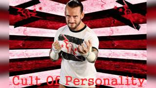 "2011: CM Punk 2nd & New Theme Song - ""Cult Of Personality"" (WWE Edit)"