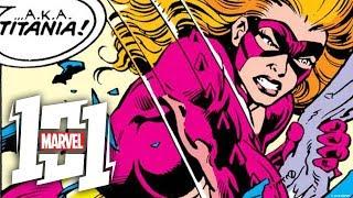 Titania | Marvel 101