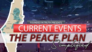Current Events Simplified: THE PEACE PLAN 1/30/20