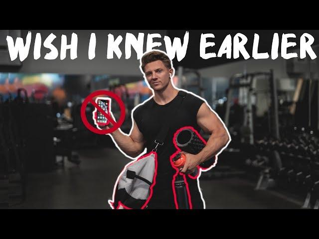 10 Gym Habits That *CHANGE MY WORKOUTS*💪🏼🏋🏼♂️