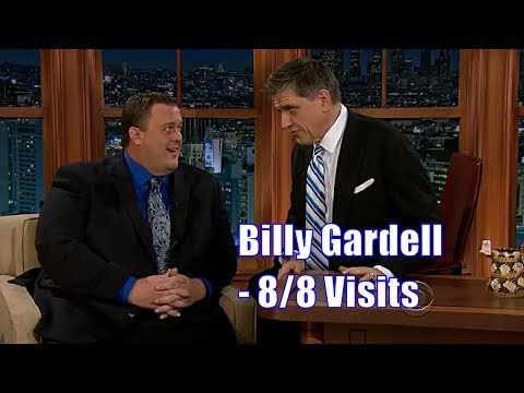 "Billy Gardell - ""Have You Ever Eaten A Pizza, Billy?"" - 8/8 Visits In Chronological Order [720p]"