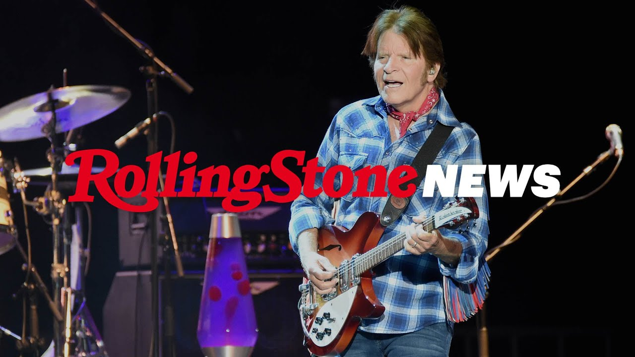 John Fogerty Debuts New Gospel-Flavored Protest Song to See Trump Off | RS News 1/7/20