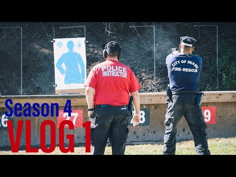 Miami Police VLOG: Can a Firefighter become a SWAT Officer?