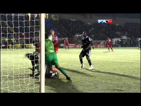 Crawley Town 1-1 Swindon | The FA Cup 2nd Round - 26/11/10
