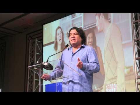 Gastón Acurio hablando en el Venture Capital Conference!
