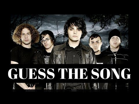 Guess the My Chemical Romance Song