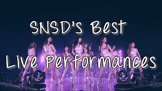 SNSD's Top 10 Best Live Performances - Stafaband