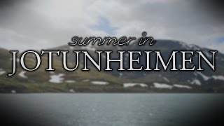 Summer in Jotunheimen Thumbnail
