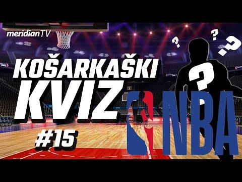 Košarkaški kviz   NBA EDITION #15   Testiraj znanje! POGODI KOŠARKAŠA