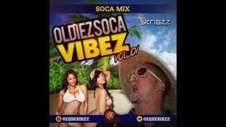 SOCA - OLDIES SOCA VIBES Vol1 BY DJ SKRIBZZ