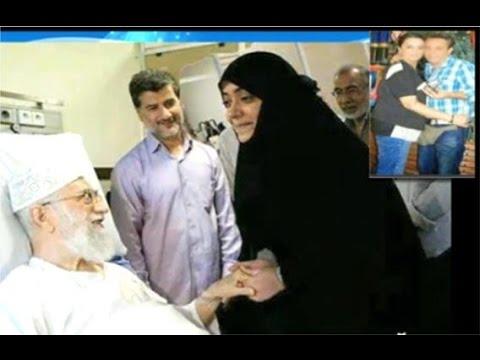 Image result for elham charkhandeh khamenei