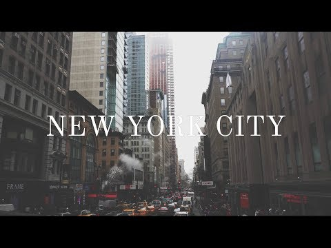 OUR TRIP TO NYC! | Mikal J & Carina