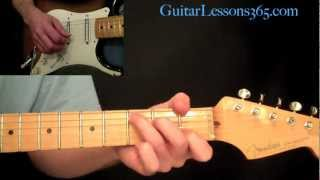 Basic Guitar Chord Embellishments - Guitar Lesson - Rock Pop Country Folk