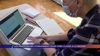 Yvelines | Les professeurs s'organisent pour faire classe à la maison