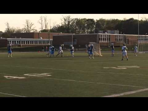 Boys Lacrosse: Brendan Quigley Of Ridge Scores Game-winning Goal Against Immaculata