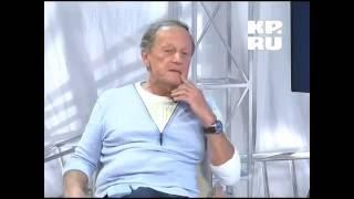Михаил Задорнов в программе Персона