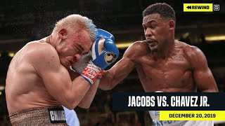 FULL FIGHT | Daniel Jacobs vs. Julio Cesar Chavez Jr. (DAZN REWIND)