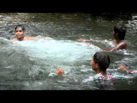 A weekend trip to tada waterfall