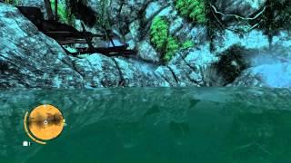 far cry 3 - нахождение редкой реликвии непоказанной на карте
