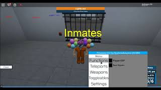 Roblox prison life v2.0 hack/exploit aye, guys another hack! credits to : lyon , neon for making this awesome here are the downloads http...