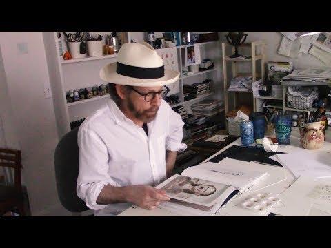 An Afternoon with Cartoonist Barry Blitt