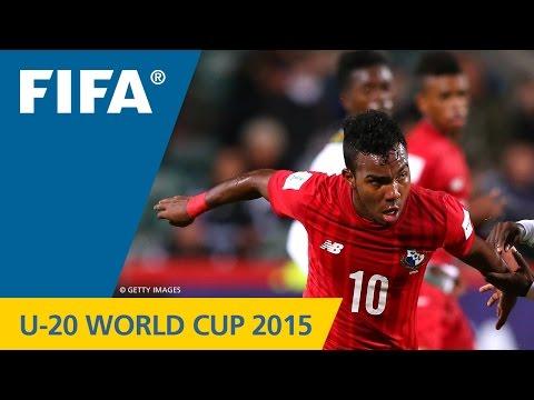 U-20 World Cup TOP 10 GOALS: Jhamal Rodriguez (Panama v. Argentina)