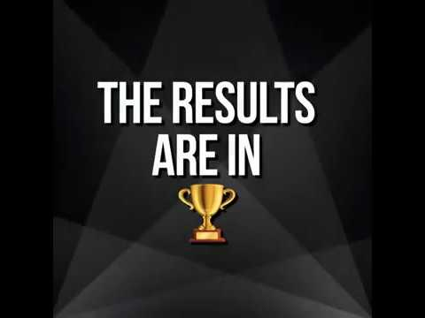 THE RESULTS ARE IN! The WINNERS of the 5th MF Challenge