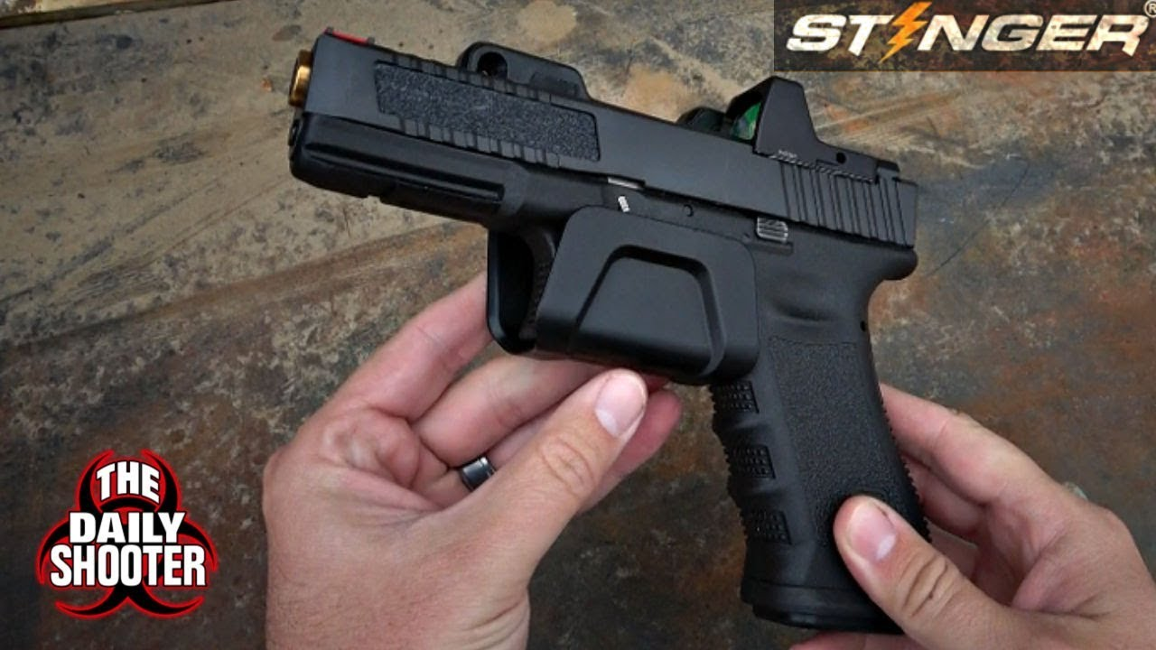 Stinger Gun Magnet with Trigger Guard Review
