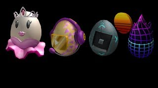 Information on Missing Egg Videos | Thanks for Watching - Roblox Egg Hunt 2019