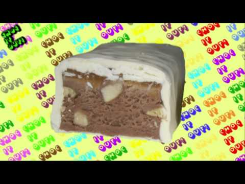 USA Candy Bar Quiz 003 - Cross Sections