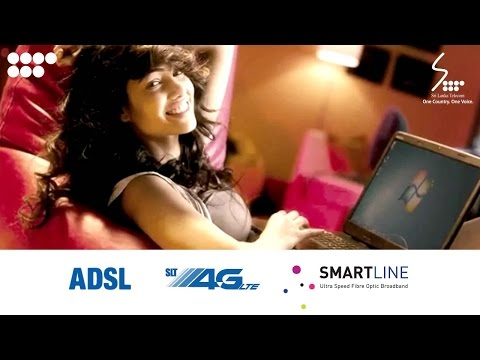 SLT Broadband 3 Ideal Internet Solutions - 02 (Sinhala)