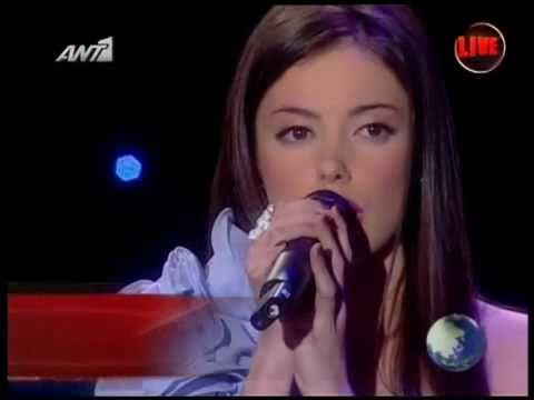 Nikki Ponte - X Factor 3 Greece - Live Show 13 (Part 1)