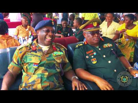 President Attends End-of-year Get-together of the Ghana Armed Forces