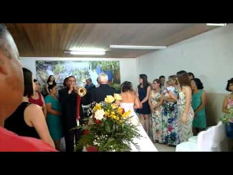 Analfabeto musical acabando com a entrada da noiva