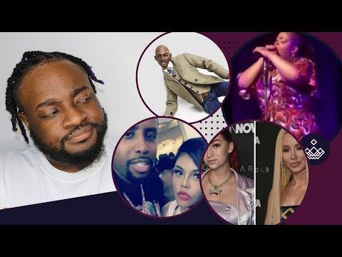 Cardi B Fashion Nova Show, Jill Scott, Kim Porter, Michelle Williams, City Girls