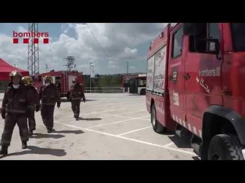 Jornada Tècnica dels Bombers de la Generalitat de Catalunya