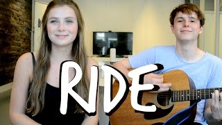 Ride - Twenty One Pilots | Acoustic Cover by Susan H & Sean Demmers