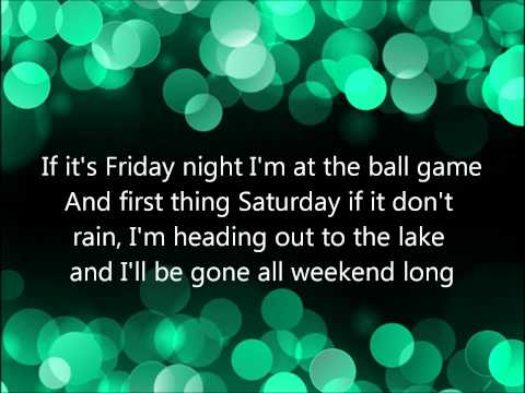 Austin-Blake Shelton-Lyrics