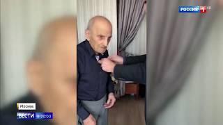Ветеран Вов живёт на кухне ему не выделяют жильё