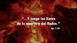 """Apocalipsis 1:18 """"...Y tengo las llaves de la muerte y del Hades."""""""