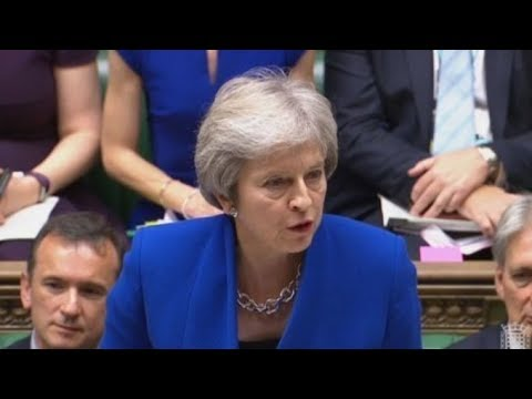 Theresa May addresses MPs in the Commons following agreement with European Commission | ITV News