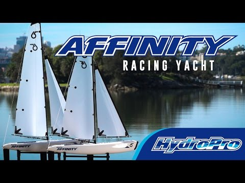 HydroPro Affinity RG65 Racing Yacht (Plug and Play)
