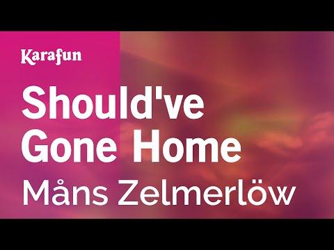 Karaoke Should've Gone Home - Måns Zelmerlöw *