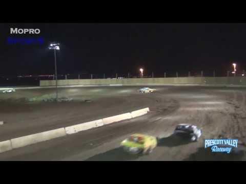 Prescott Valley Raceway Imca Main event 6-8-13
