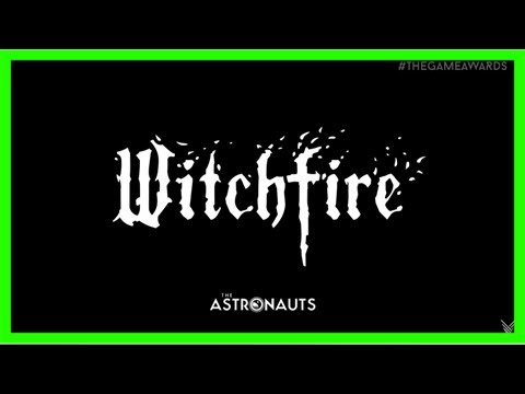 Tga2017: witchfire, a new dark fantasy game from the astronauts