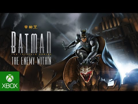 Batman: The Enemy Within - The Telltale Series - Episode 1 - Launch Trailer